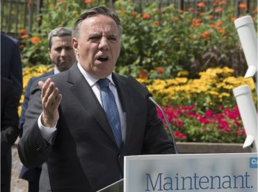 CAQ elected – potential (counterproductive) changes to Quebec immigration